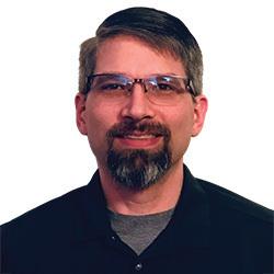 Tim Miller headshot