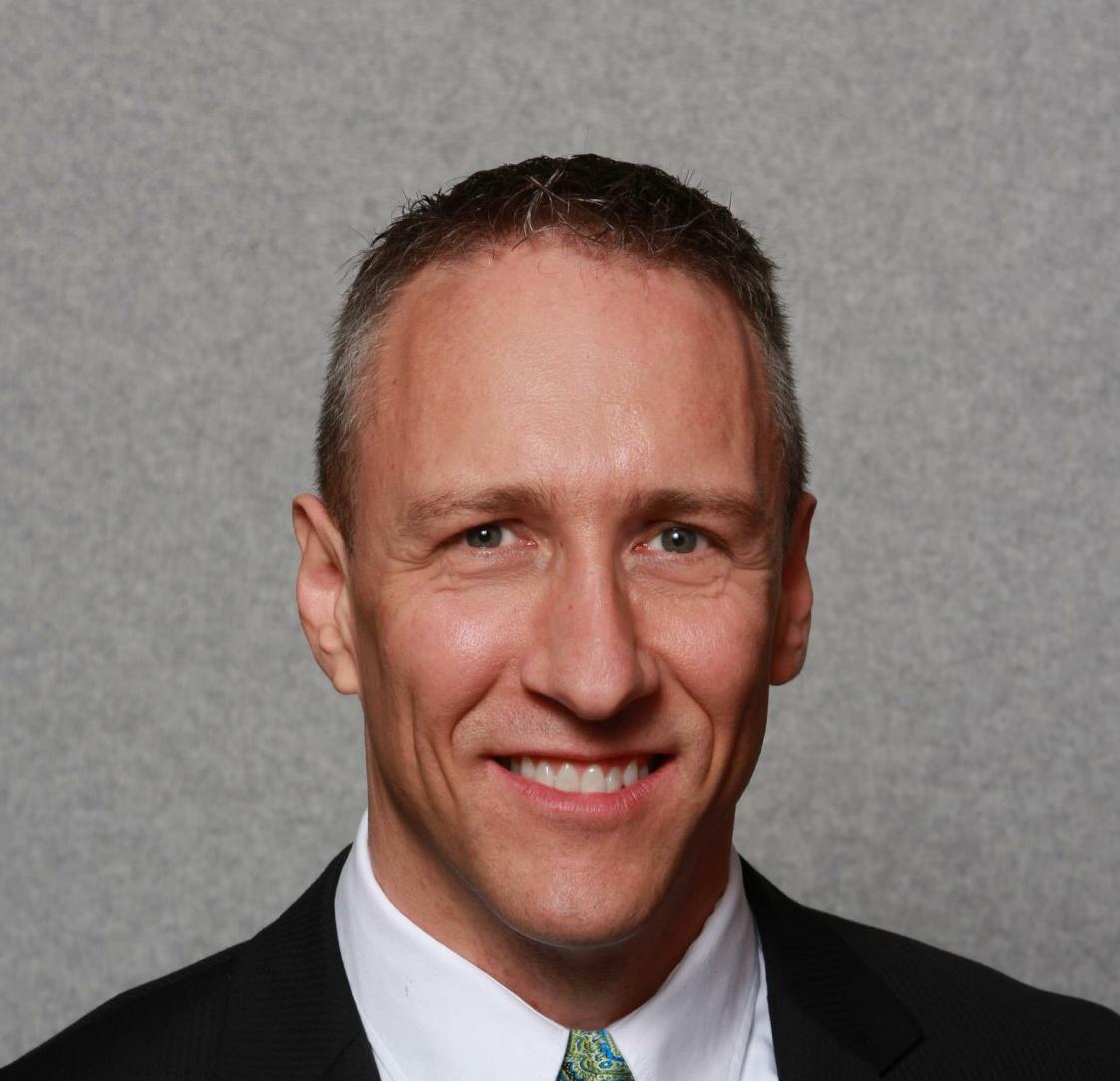 Paul Rumsey headshot