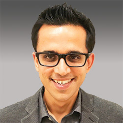 Sameer Chowdhri headshot
