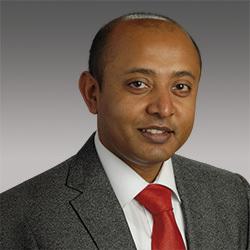 Vikram Baskaran headshot
