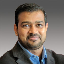 Girish Ramachandran headshot