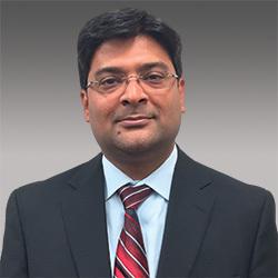 Ashish Bayas headshot