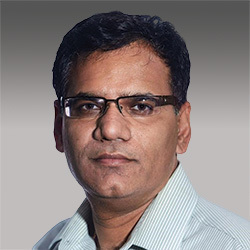 Rama Ryali headshot