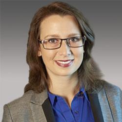 Irene Zaguskin headshot