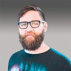 Justin Berman headshot
