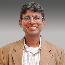 Subra Kumaraswamy headshot