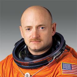 Captain Mark Kelly headshot