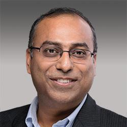 Vineet Bansal headshot