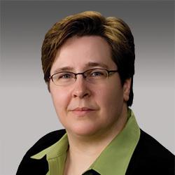 Gretchen Myers headshot