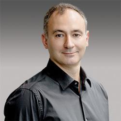 Michael Serbinis headshot