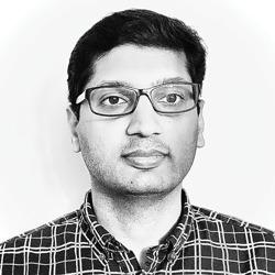 Kris Narayan headshot