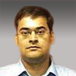 Shailesh Gavankar headshot