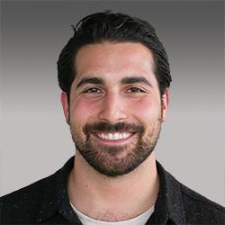 Cyrus Akrami headshot