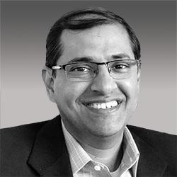 Pritam Parvatkar headshot