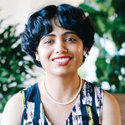 Barkha Saxena headshot