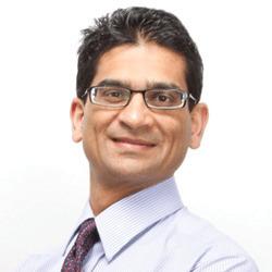 Suraj Rao headshot
