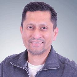 Sunil Karkera headshot