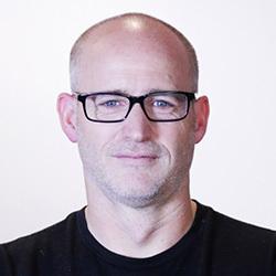 Ben Haines headshot