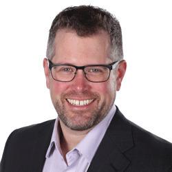 Chris Van Wesep headshot