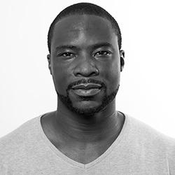 Haile Owusu headshot