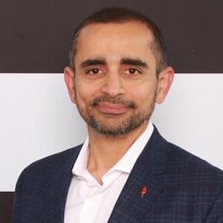 Murtuza (Ali) Alladin headshot