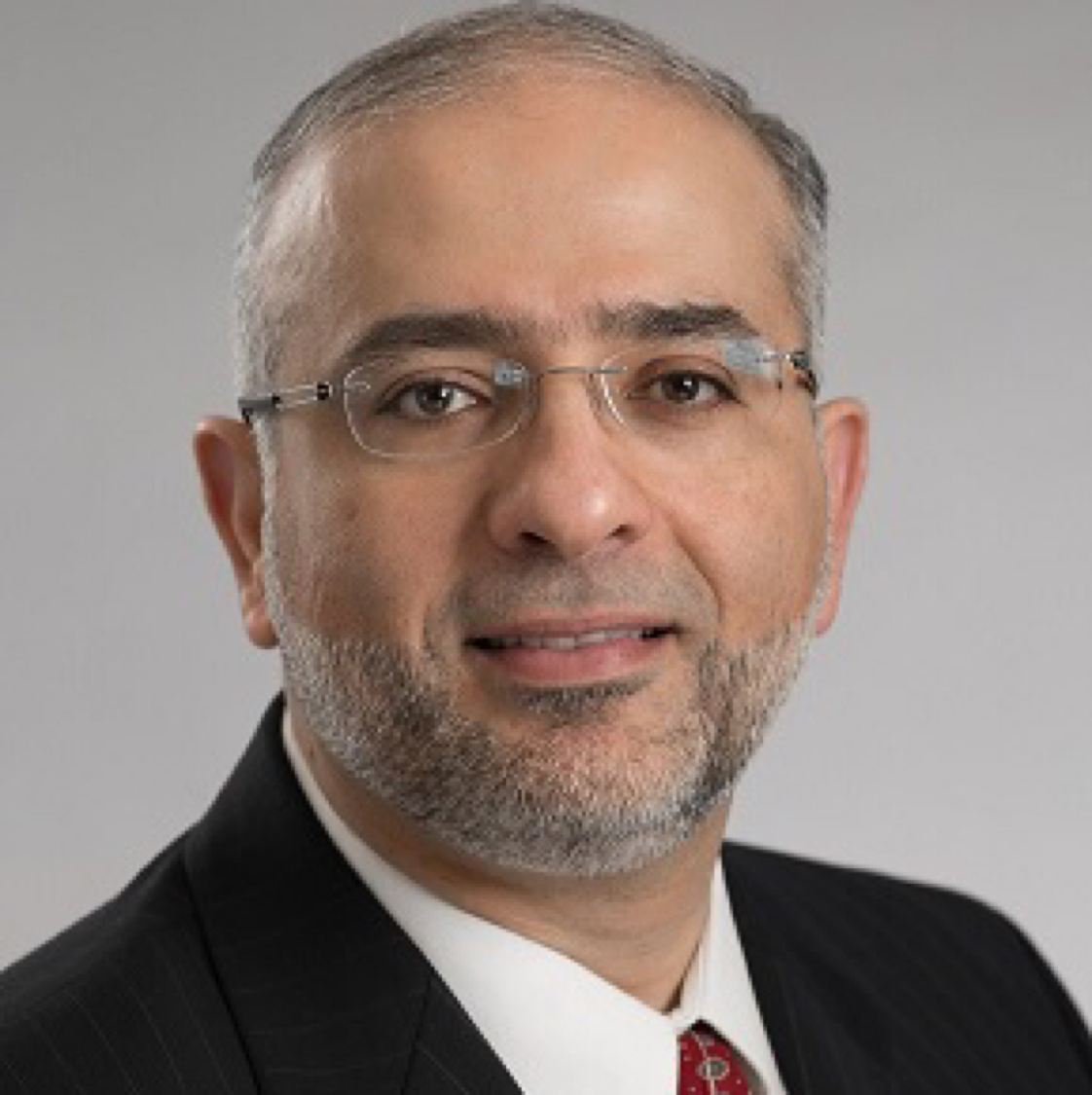 Riad Amro headshot