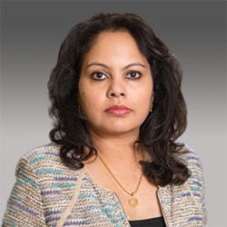 Suja Chandrasekaran headshot