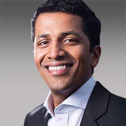Arun Narayanan headshot
