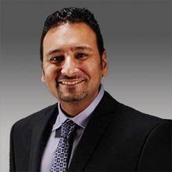 Aamir Lakhani headshot
