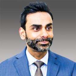 Samir Saini headshot