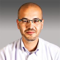 Husam Fezzani headshot