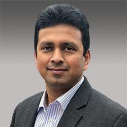 Prithvi Sahoo headshot