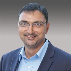 Amit Sinha headshot