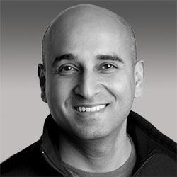 Hanoz Gandhi headshot