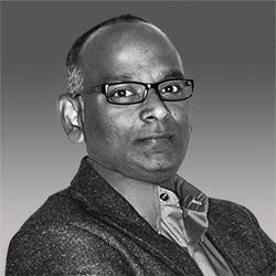 Sathish Kuppuswamy headshot