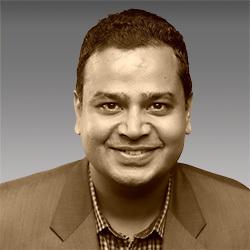 Sandeep Sharma headshot