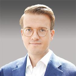 Carsten von der Linden headshot