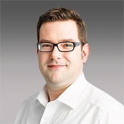 Dominik Bösl headshot