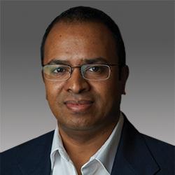Vijoy Mathew headshot