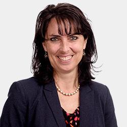 Tina Thorstenson headshot