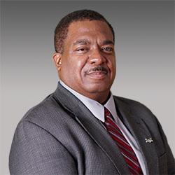 Keith E. Whitfield; Ph.D. headshot