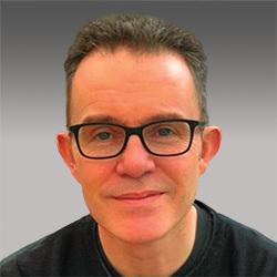 Mark Hall headshot