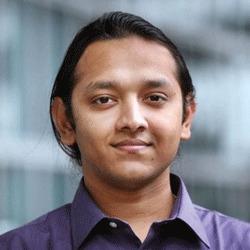 Pallav Agrawal headshot