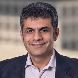 Gaurav Banga headshot