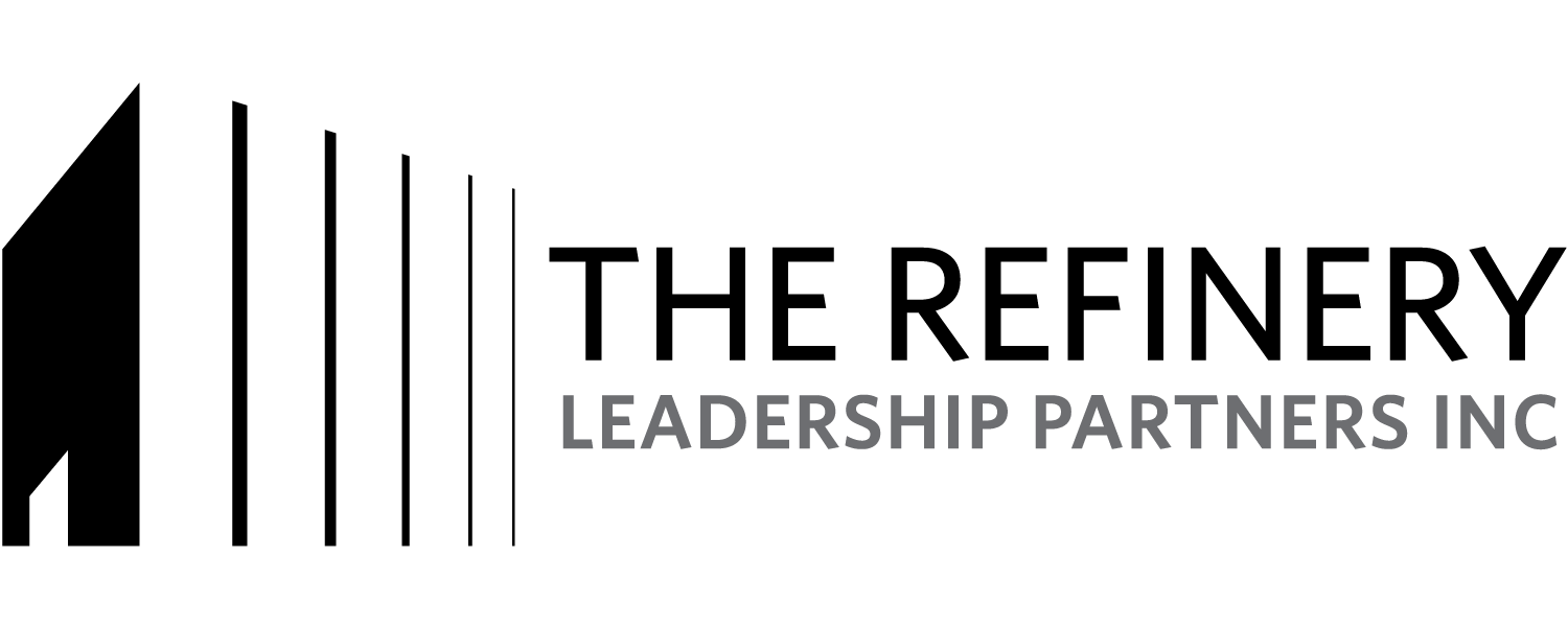 The Refinery Leadership Partners logo