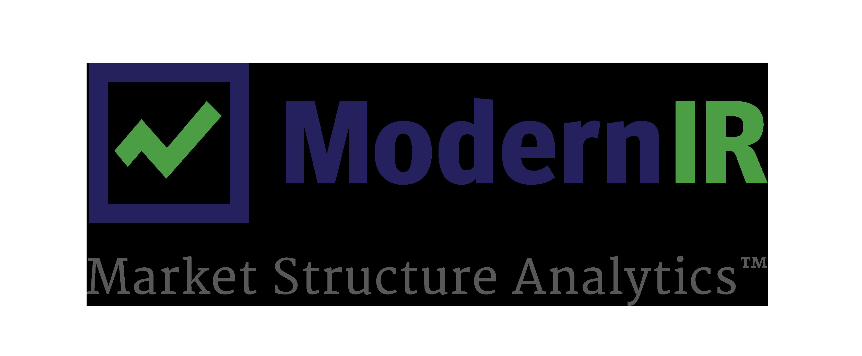Modern IR logo