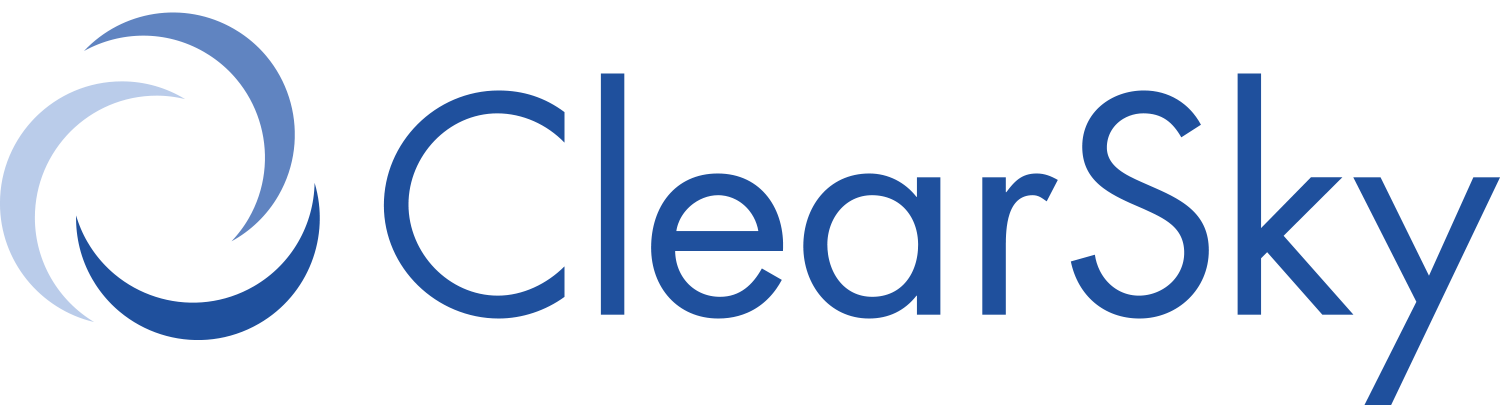 ClearSky Security logo