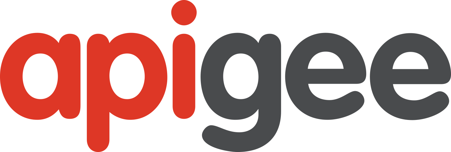 Apigee, Part of Google Cloud logo