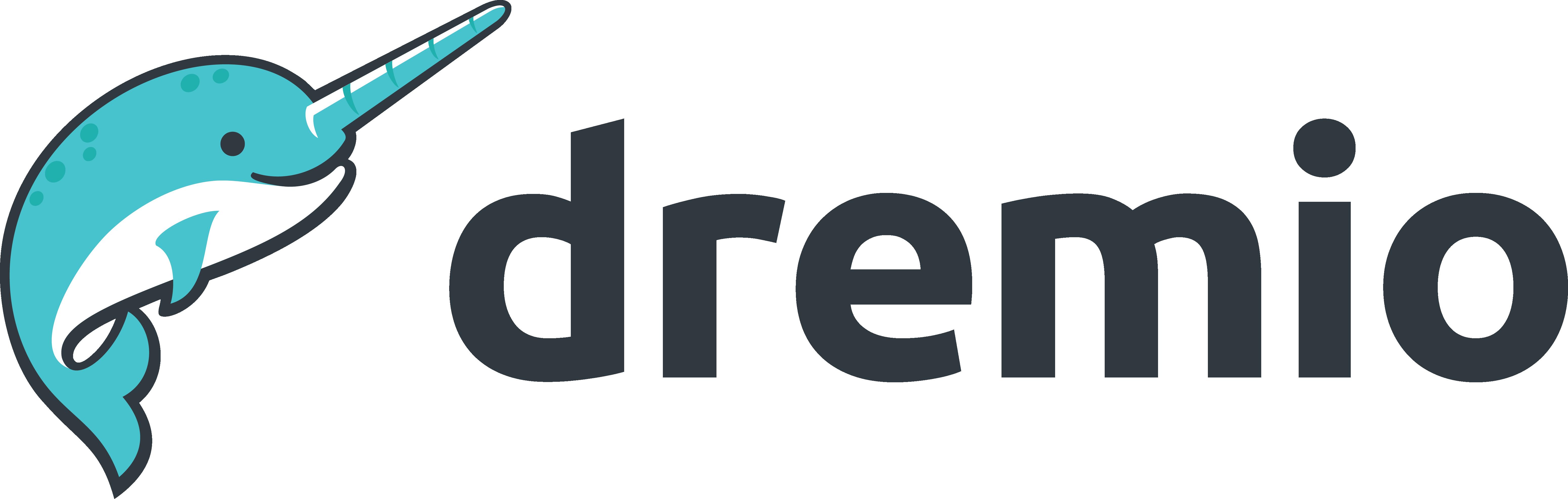 Dremio logo