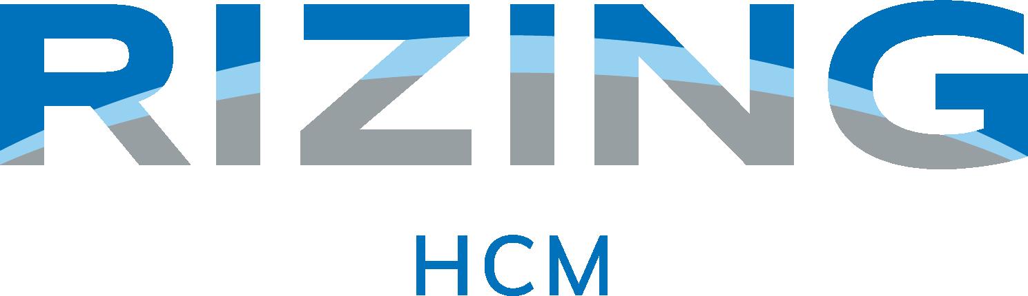 Rizing HCM logo